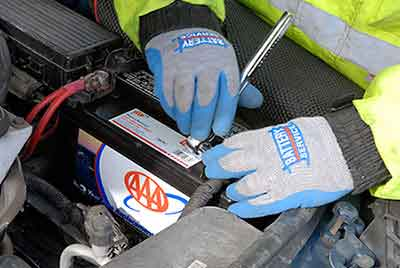Car Battery Delivery & Replacement
