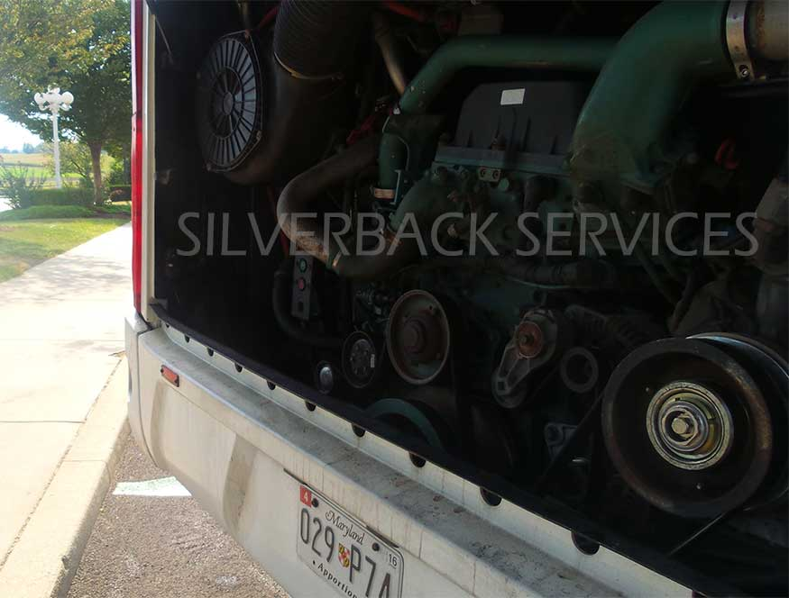 Bus Engine Repair York PA